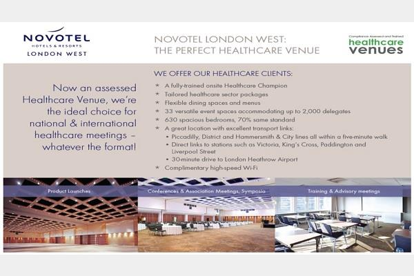 Healthcare Assessed Venue!